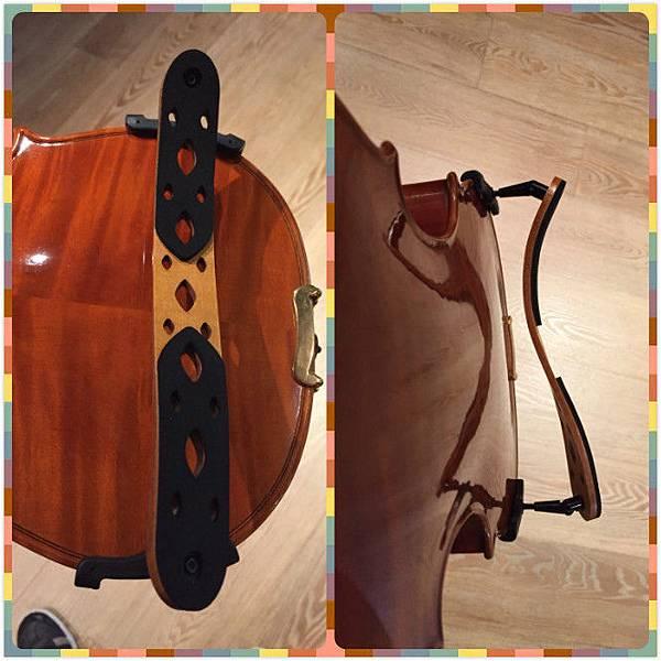 Pirastro KorfkerRest小提琴肩墊7