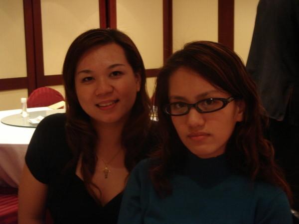 Caroline & Regena