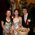 Caroline & Newly Wed Couple