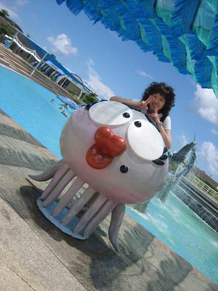 那章魚其實很燙