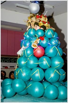氣球聖誕樹.JPG