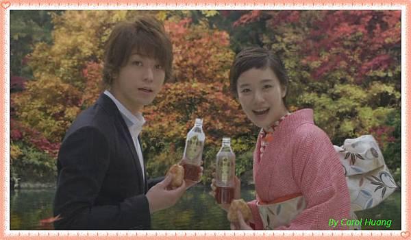 2012.10.20-CM-KIRIN午後紅茶「嵐山篇」[08-49-11]