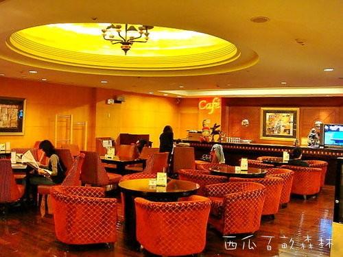 金典酒店12樓 Rendez Vous