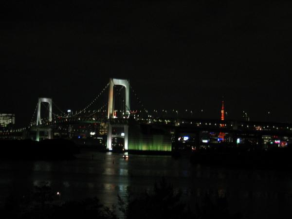 台場 彩虹大橋