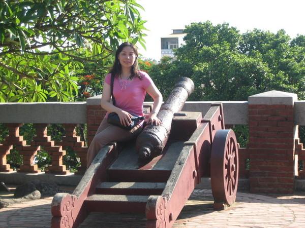 安平古堡炮台