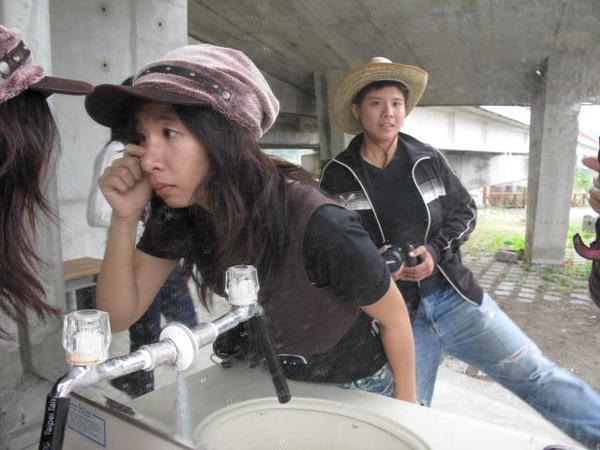 汶水老街-廁所