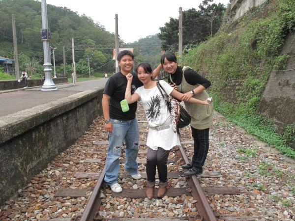 勝興車站~