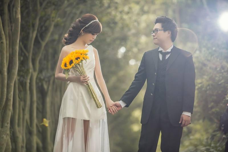 新人美照分享-治宏&玟菁-1
