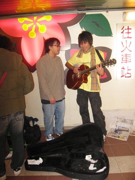 桃高吉他團