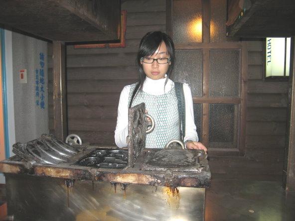 烤雞蛋糕也是台灣的故事