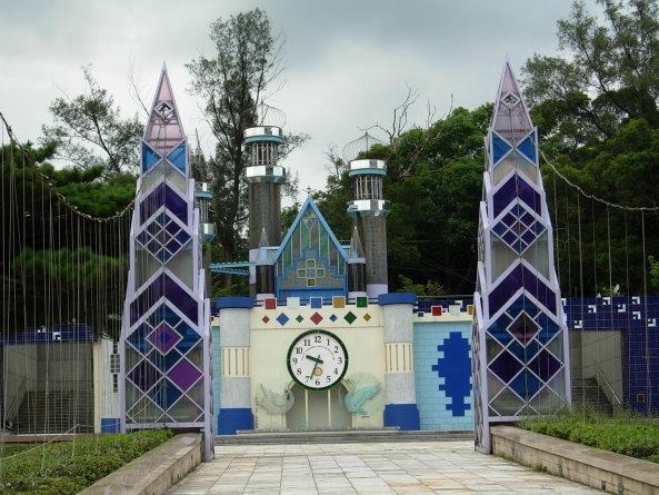 這是新竹玻璃博物館