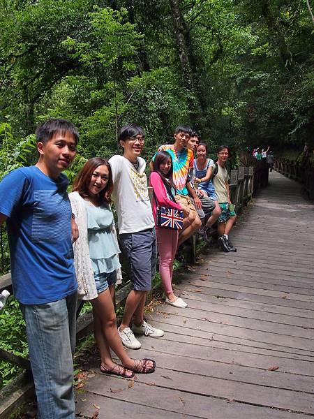 拉拉山自然保護區