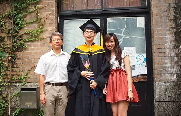 2013台大畢業典禮