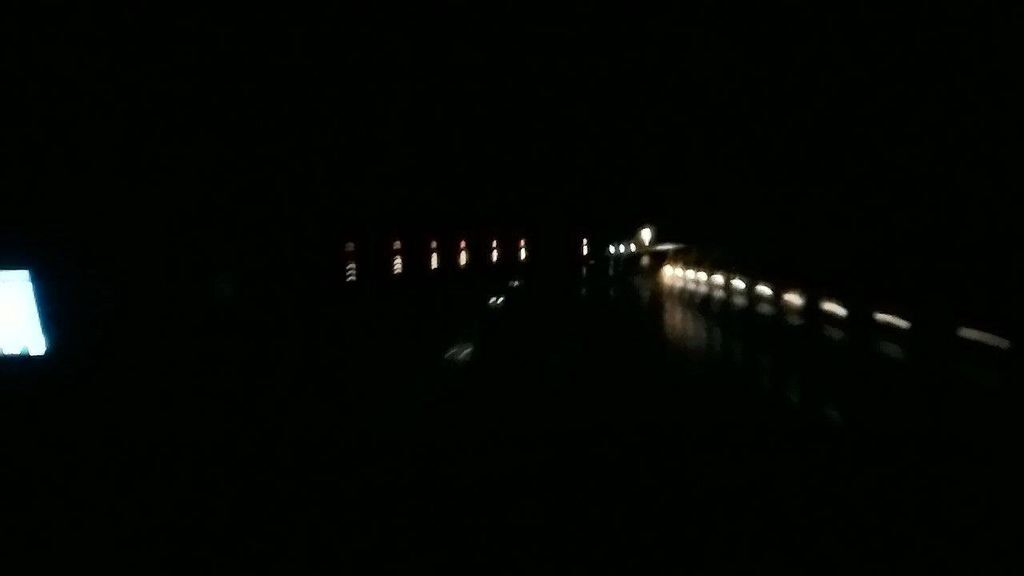 台東九線山區夜晚