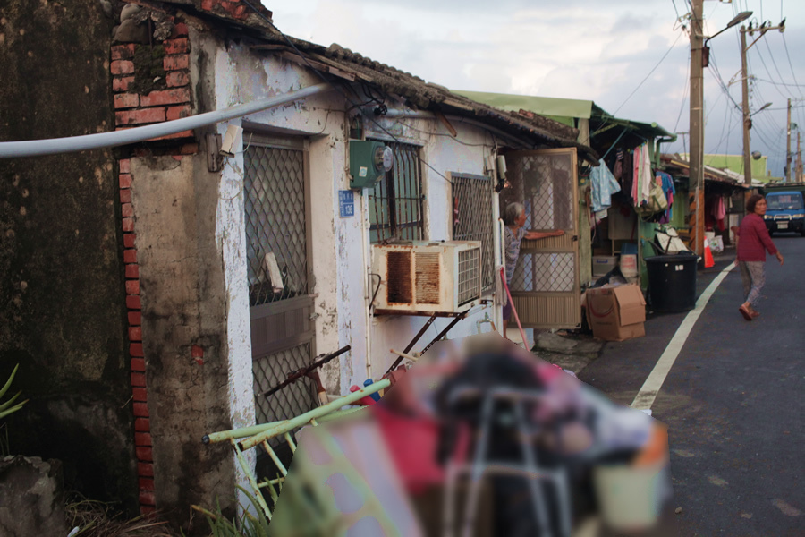 颱風水災賑災-颱風水災捐款-2017尼莎颱風-海棠颱風-屏東枋寮鄉