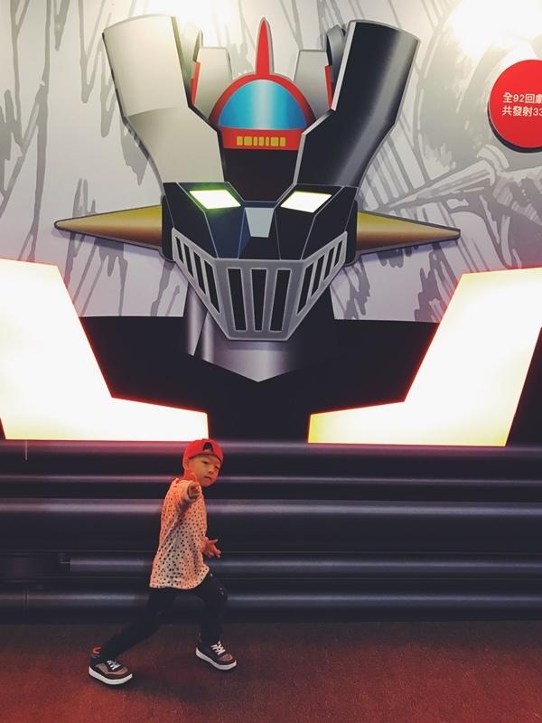【展覽】永恆正義無敵鐵金剛45周年經典大展