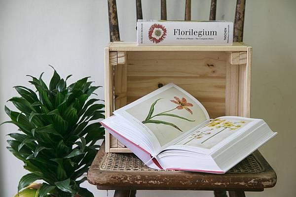 【植物圖鑑】A Garden Eden  、Florilegium /  TASCHEN