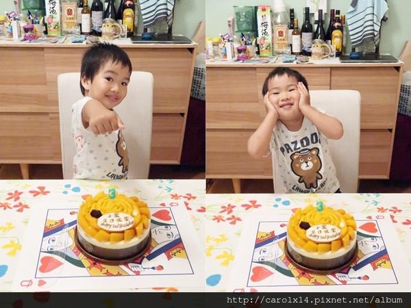 2016_07 3歲生日快樂