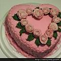蛋糕粉玫瑰2