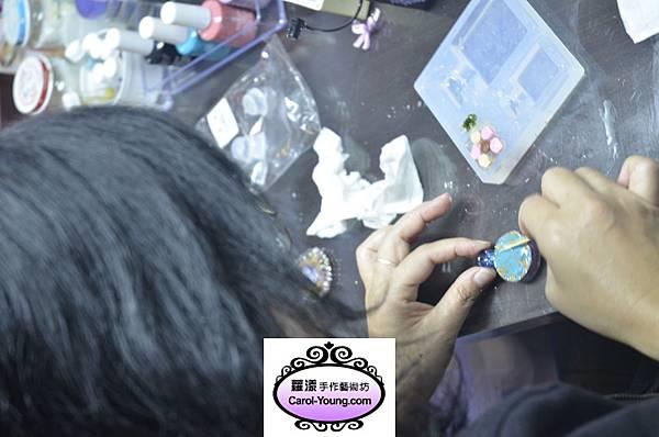 20121019-VIP團隊UV膠飾品課