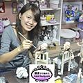 培訓學生吳紀威-Padico人形雕朔證書課程-20121021