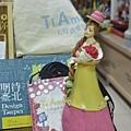 收集20個天母店家的店章換「天母故事書」!