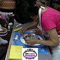 黃慧卿人型蛋糕裝飾課程初級