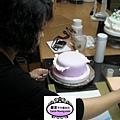 培訓學生張美惠老師完成初級3個作品