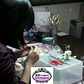 學生蘇湘茹-杏仁膏捏塑初級課程