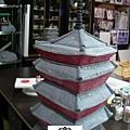 蘿漾翻糖藝術-日本京都佛塔