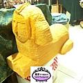 蘿漾翻糖藝術-埃及人面獅身