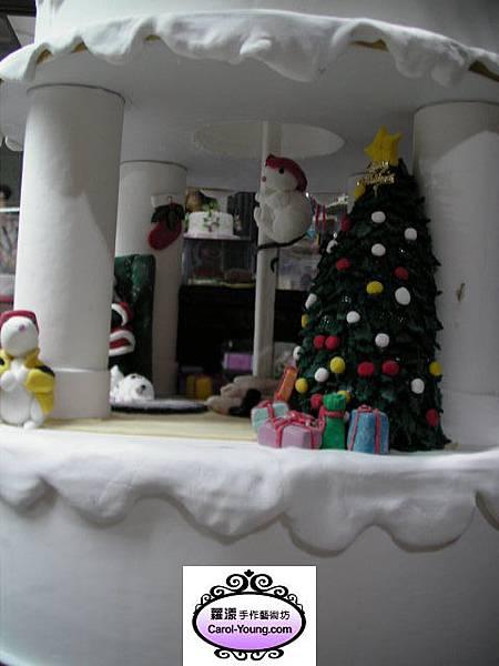蘿漾聖誕老鼠消防隊