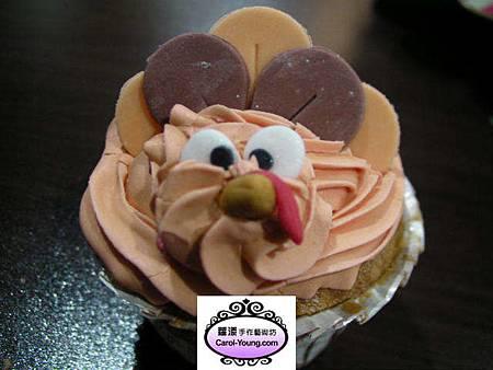 張明明-杯子蛋糕