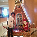2012年12月21日高雄科工館歡樂蛋糕城工藝蛋糕展(開幕)