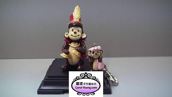 小猴子公仔