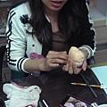 培訓學生吳紀葳-寫實公仔初級課程-烏龍派出所兩斤-201301