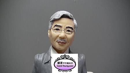 蘿漾客製寫實公仔-杜書伍 先生 (聯強國際集團總裁兼執行長)