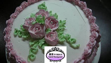 培訓學員 黃惠卿蛋糕烘培課程