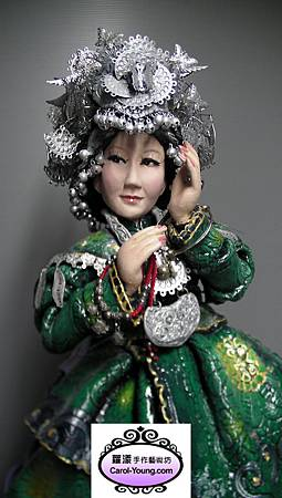 YULI大姊的苗族女子-201301