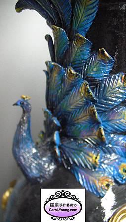 莊京阿嬤的孔雀瓶-201301