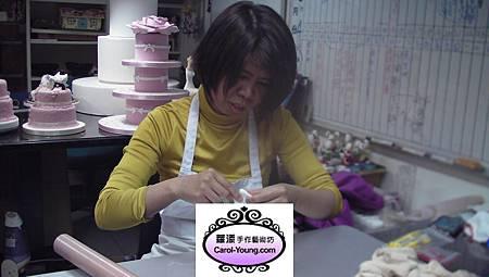 培訓學生黃慧卿-寫實狗公仔系列-201303