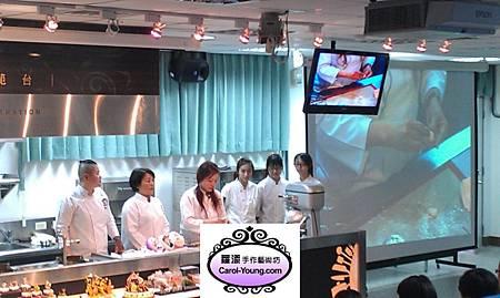 3/14(四) 屏東科技大學 餐旅系 演講& 示範。
