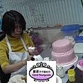 培訓學生黃慧卿-蛋糕模型設計證書課程--201303進行中