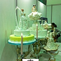 台灣糖花工藝藝術代表莊淑媚老師 作品展示