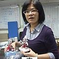 培訓學生王素慧-傳統Q版公仔捏塑課程-八家將-201304-進行中