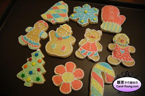 貴婦課程彩繪餅乾01