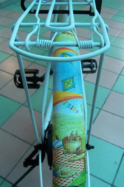 腳踏車翻新