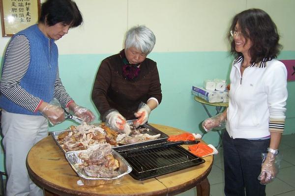 2008年感恩節花絮