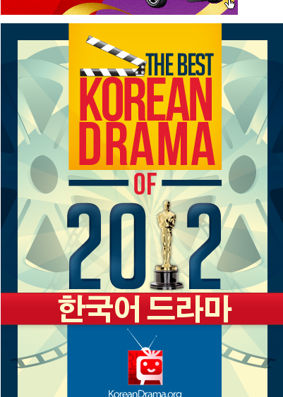 - The Best Korean Drama of 2012 - Korean Drama