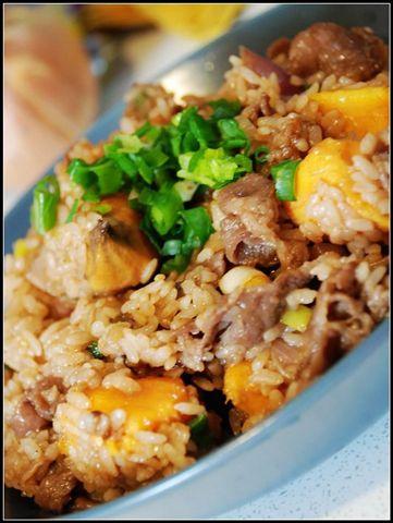 Jody's Lunch-pork and sweet potatoes fried rice.jpg